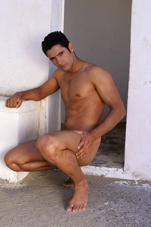 Male model nude italian men