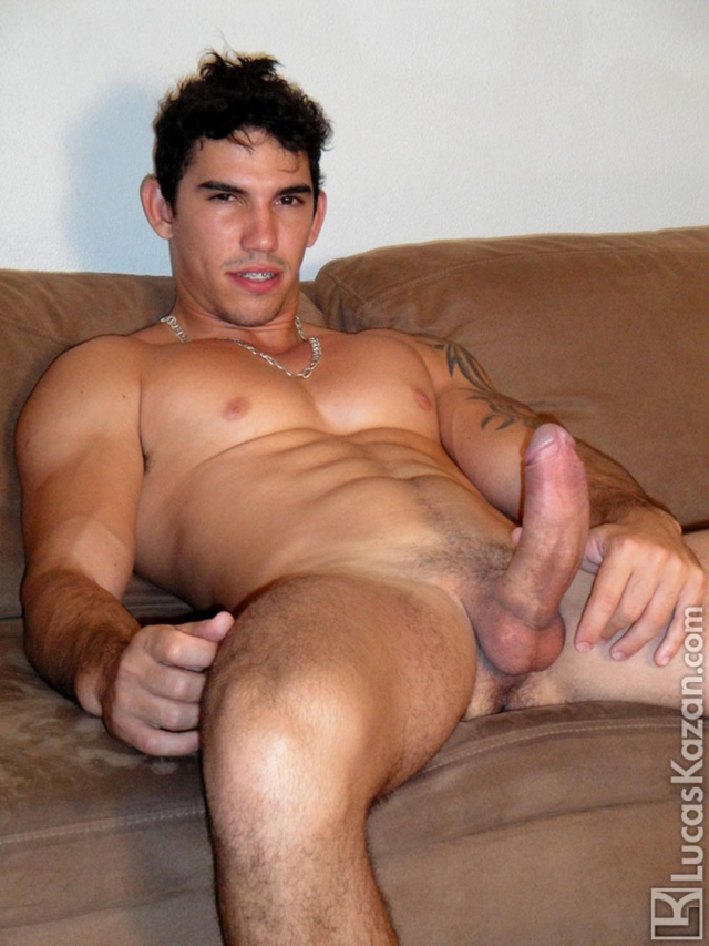 image Big uncut cock with lots of foreskin