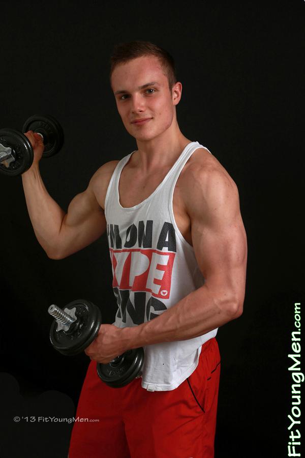 Fit-Young-Naked-Sportmen-huge-uncut-dick-Steven-Friar-movie-photo