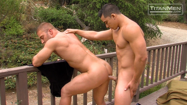 Sex muscle men — photo 4