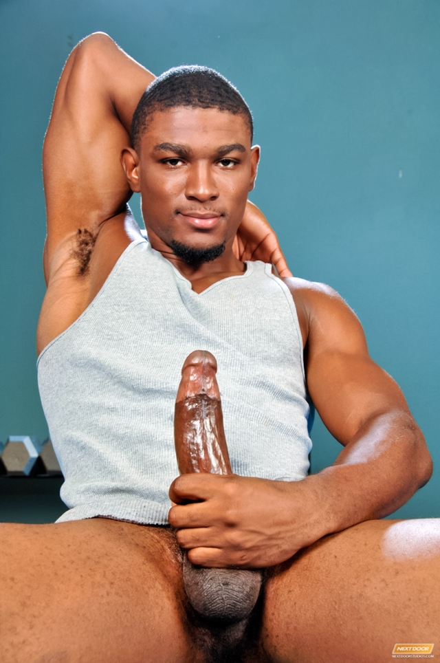 Atk Polish  Long Thick Black Cock  Gay Porn Pictures -3331