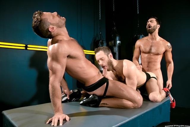 Raging-Stallion-fuck-Shawn-Wolfe-Landon-Conrad-Adam-Ramzi-mat-fucking-mouth-ass-boxing-match-004-male-tube-red-tube-gallery-photo