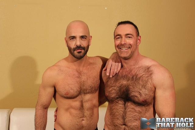 Brad Kalvo and Adam Russo