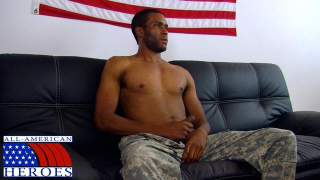 Naked military men big cock