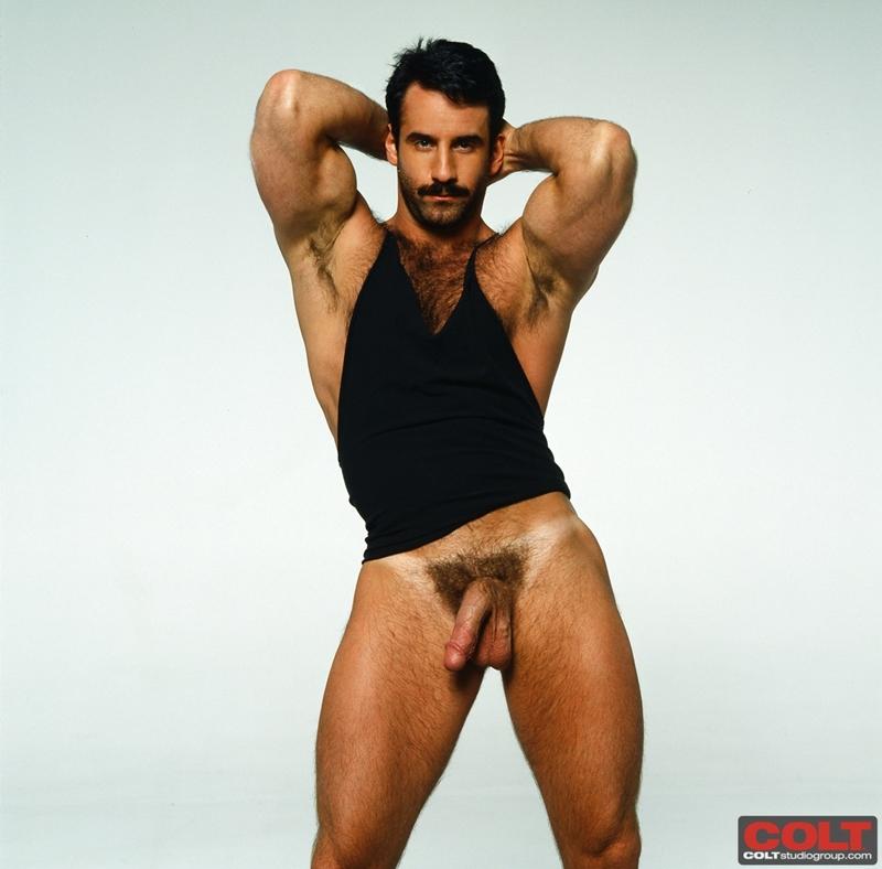 Hairy muscle men steve kelso