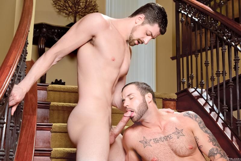Chris Bines and Andrew Stark