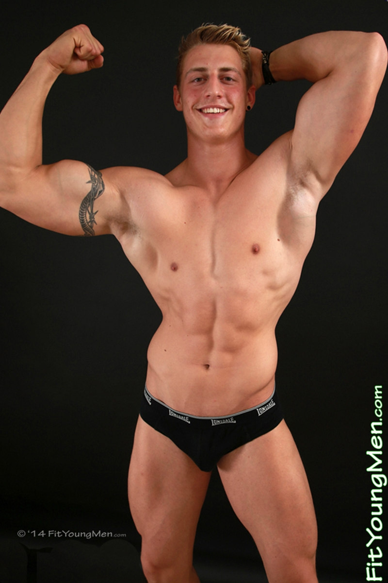 fit young men  Johnny Rochford