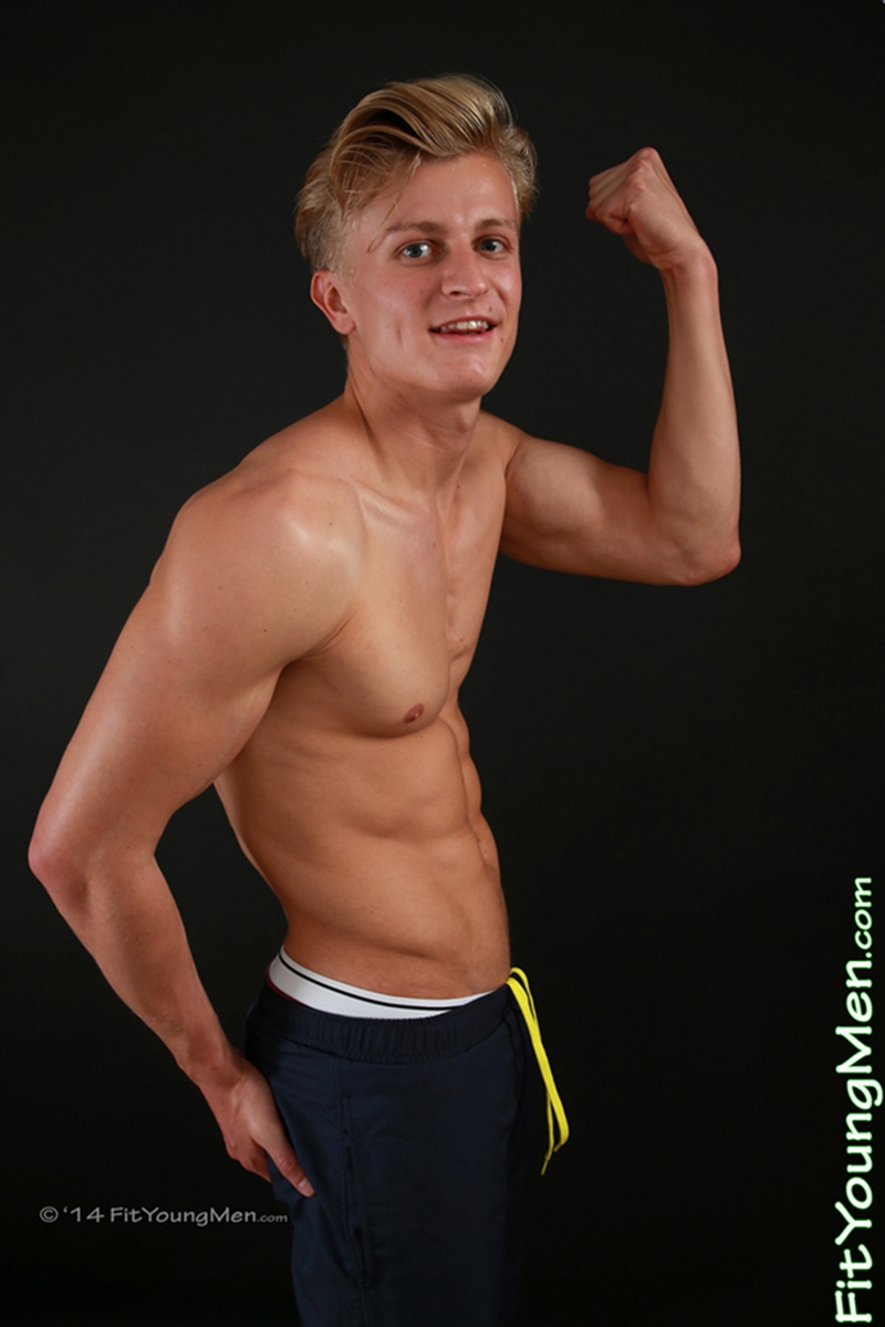 fit young men  Josh Hesketh