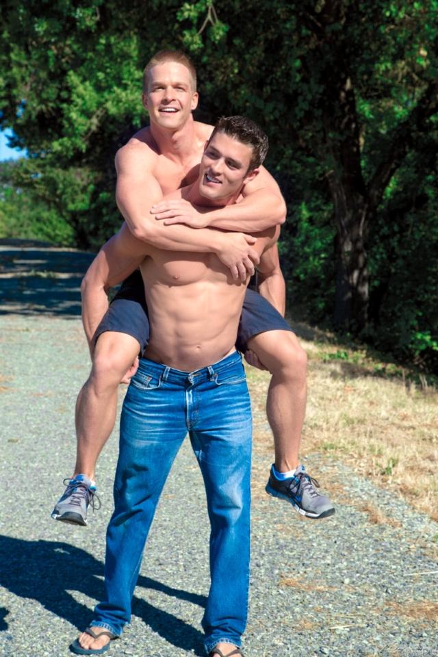 Liam Magnuson and Ryan Rose