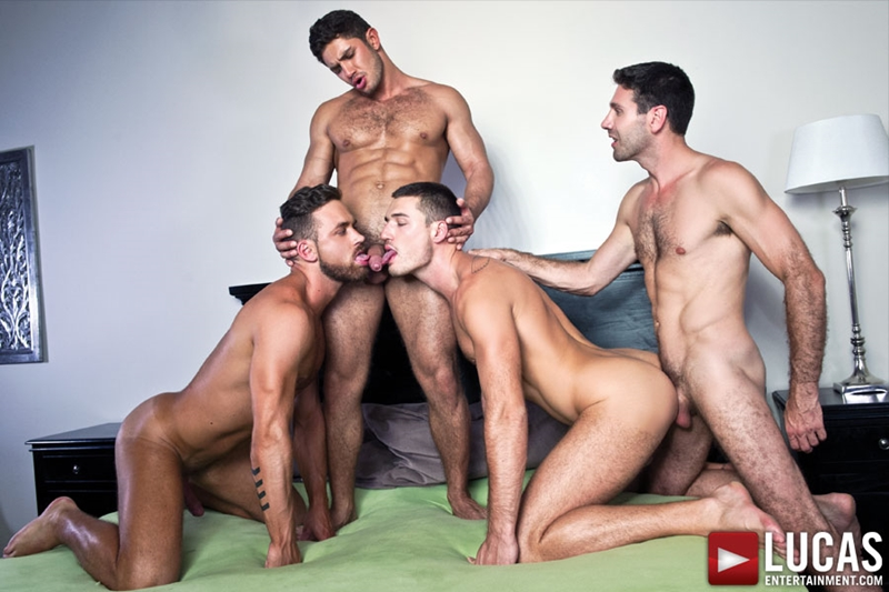 Dato Foland, Craig Daniel, Logan Moore and Theo Ford