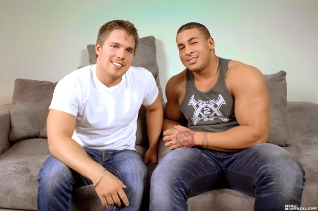 Marko Lebeau and Kamal Ali