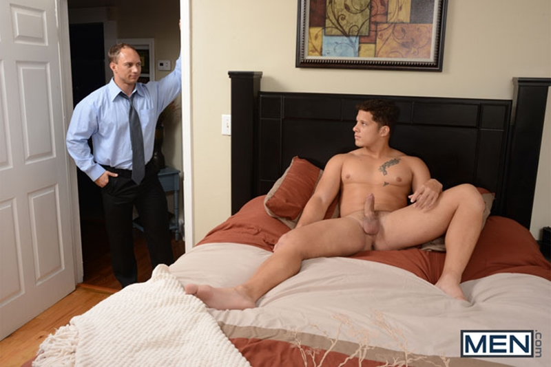 men  John Magnum and Nicoli Cole