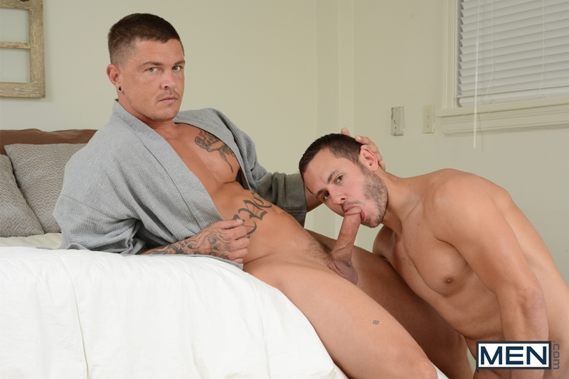men  Sebastian Young fucks Brenner Bolton