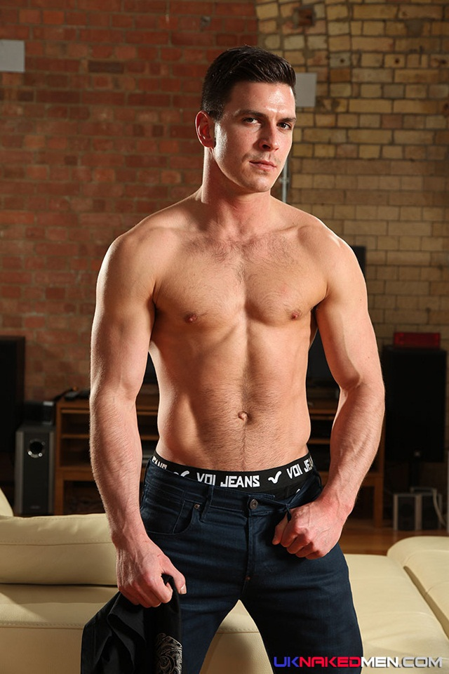 Paddy O'Brian at UK Naked Men