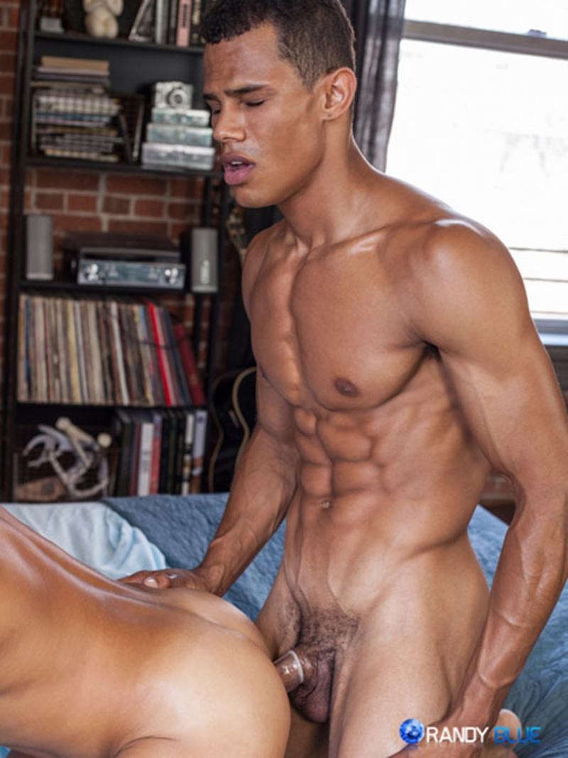 Fat nude man