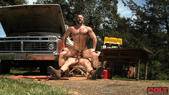 Spencer Reed tops Dirk Caber