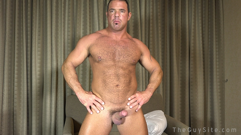 Hairy sean cody anders