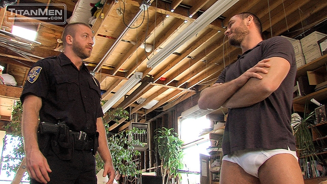 Jessy Ares and Hunter Marx