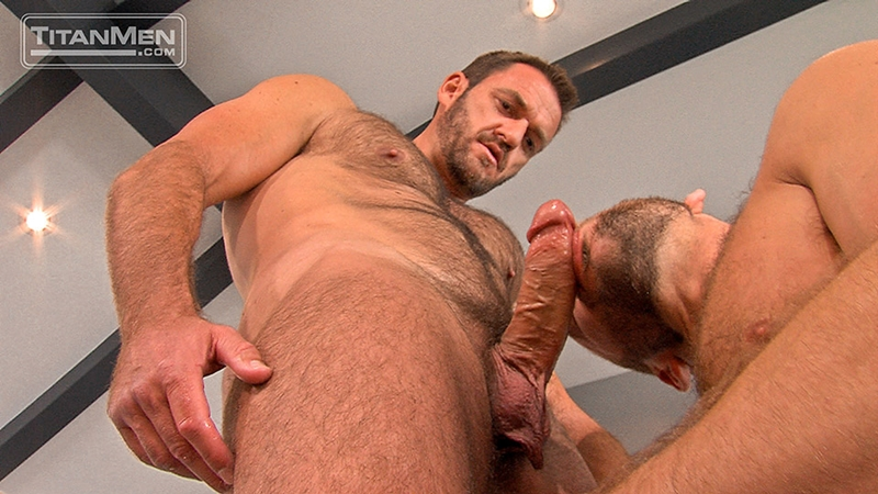 titan men  Mike Tanner fucks Anthony London