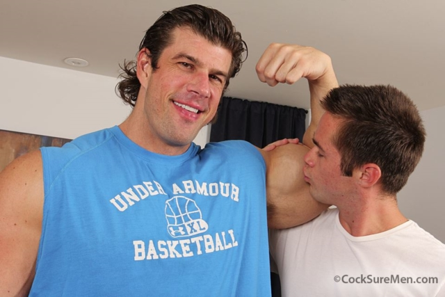 Zeb Atlas and Mike De Marko