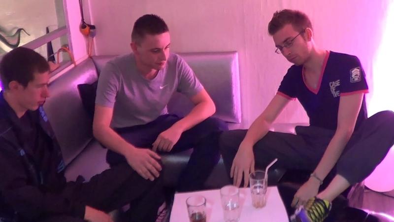 french dudes  Adrien ADLX, Niko Rekins and Dylan Fallen