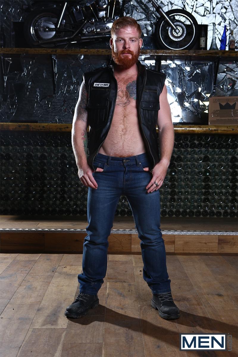 men  Bennett Anthony fucks gay porn star Johnny Hazzards tight ass