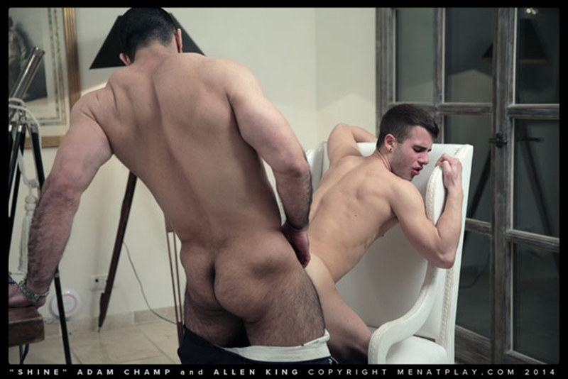 Well hung gay boys cumshots a three course 5