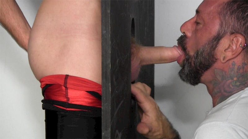 Free gay gloryhole fuck