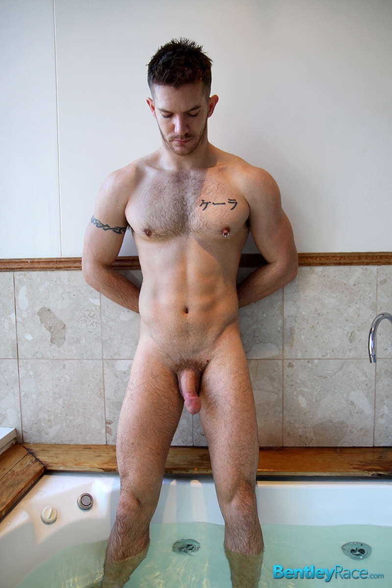 Gay sexy men get wet on their dick photos