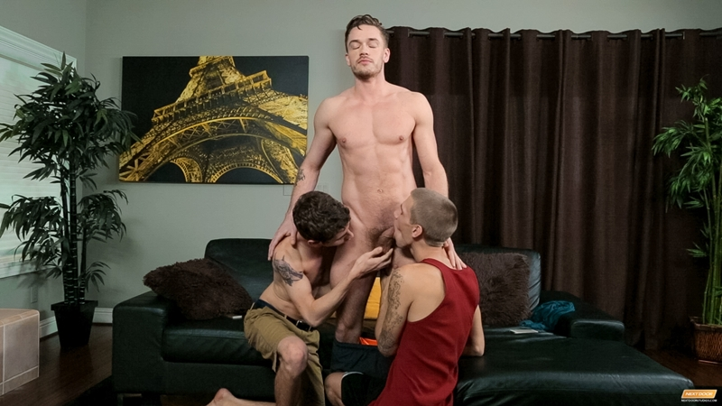 NextDoorTwink-threesome-Trent-Ferris-Sam-Truitt-Twunk-Lucas-Knight-sucks-firm-erection-boyfriend-ass-fucks-hot-gay-sex-005-tube-video-gay-porn-gallery-sexpics-photo