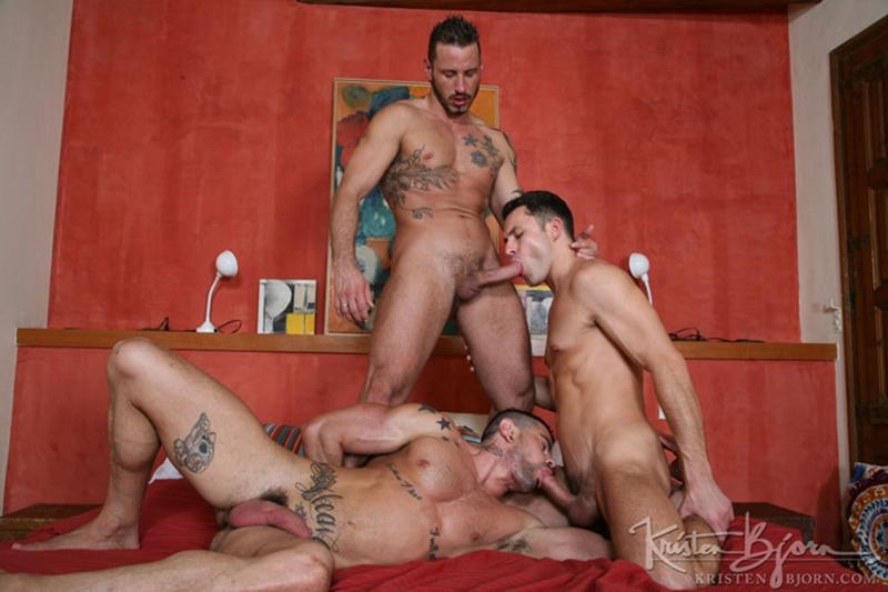 Gay hard orgy
