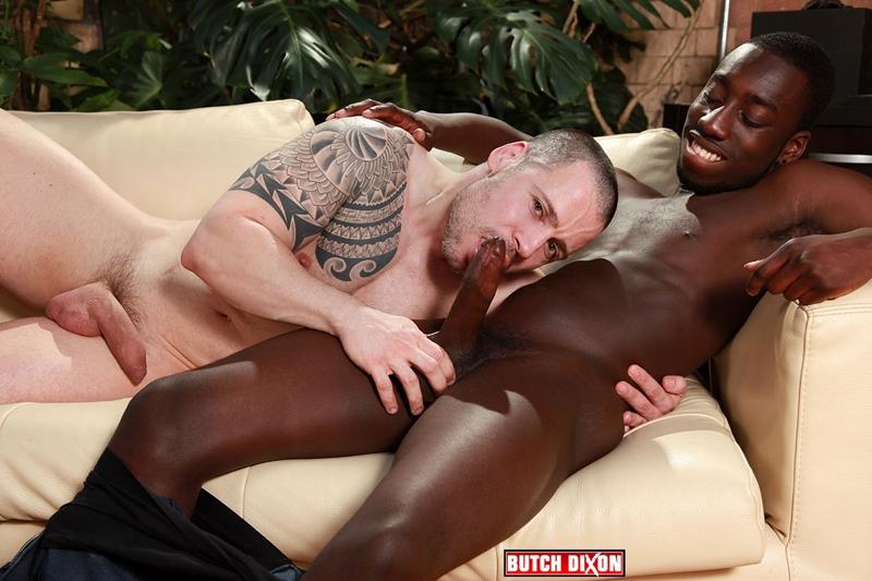 Drew Kingstons Huge 9 Inch Black Dick Fucks Russ Magnus -2035