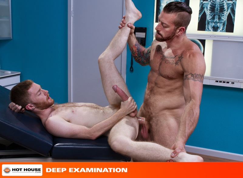 Hothouse-red-head-ginger-hunk-Seamus-OReilly-muscled-doctor-Hugh-Hunter-physical-underwear-huge-cock-ass-hole-rimming-fucking-cocksucking-10-gay-porn-star-sex-video-gallery-photo
