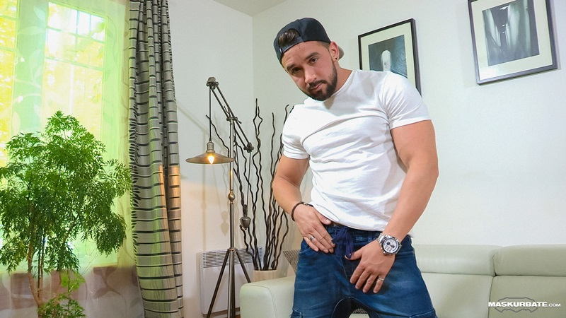 Sexy hunk Zack is one of our most popular models and has a huge fan club