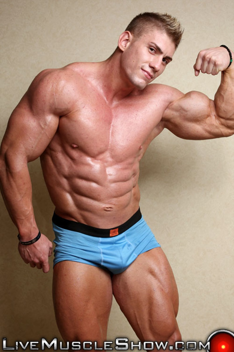 muscular sex pics