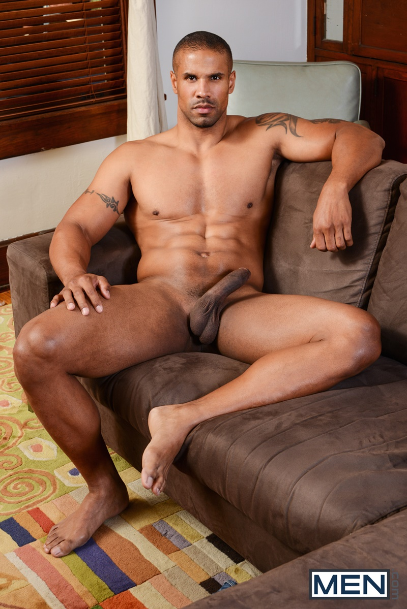 Sexy Stud Fucks Ass On The Couch