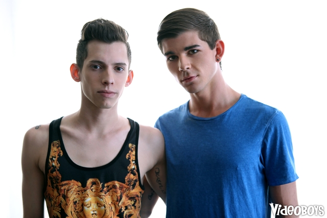 Tyler Rivers and Dominic Couture