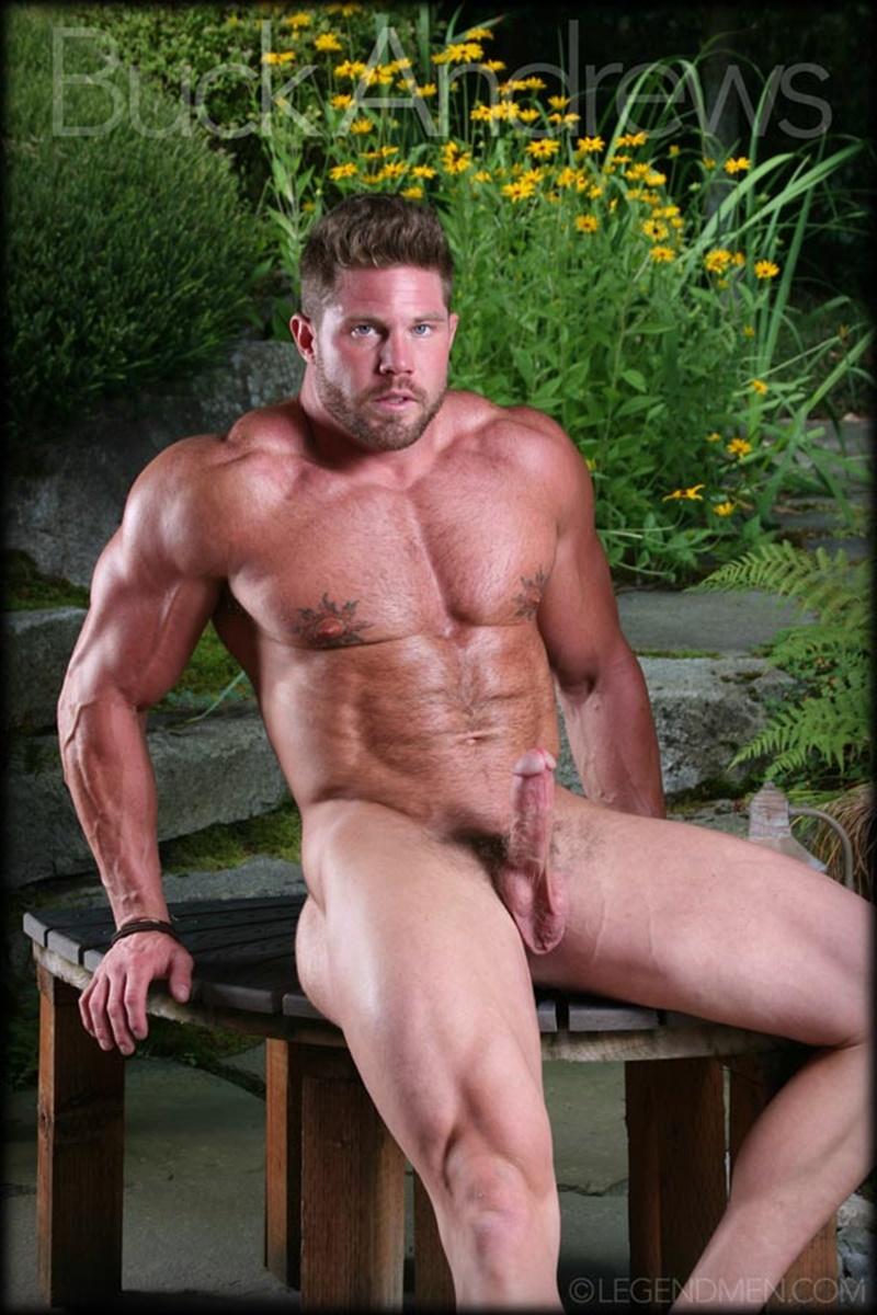 Buff naked men