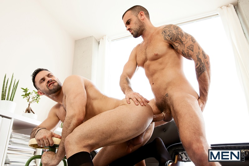 Men-com-hot-naked-tattoo-muscle-hunks-Damien-Crosse-Theo-Ford-Flex-fucks-tight-muscle-ass-cum-shots-facial-cocksucker-anal-assplay-16-gay-porn-star-sex-video-gallery-photo