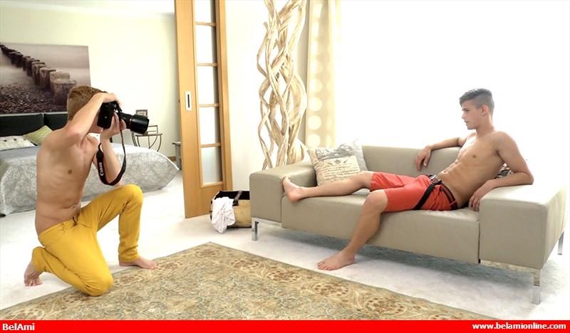 belami 2  Tony Conrad and Ronny Lamarr