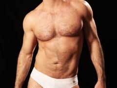 Gay Porn Star Adam Russo at Paragon Men