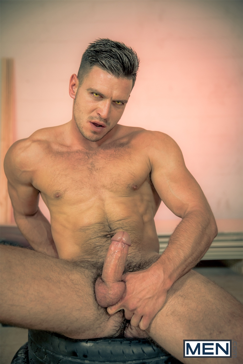men  Colby Keller, Dato Foland, Gabriel Clark, Jessy Ares and Paddy OBrian