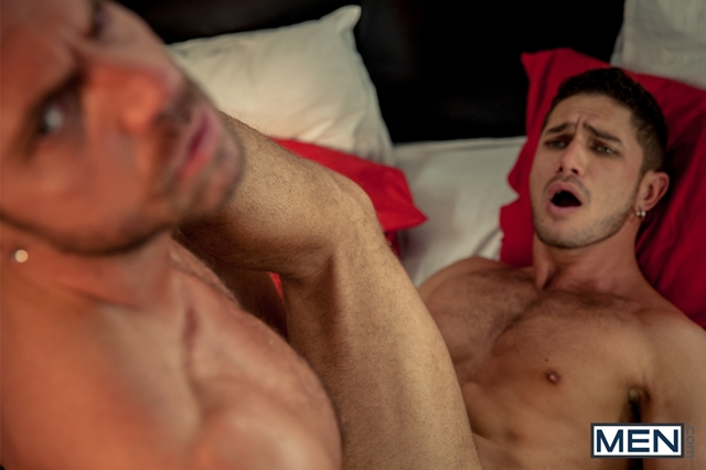 men  Axel Brooks and Dato Foland