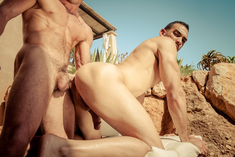 men  Paddy OBrian and Juan Lopez