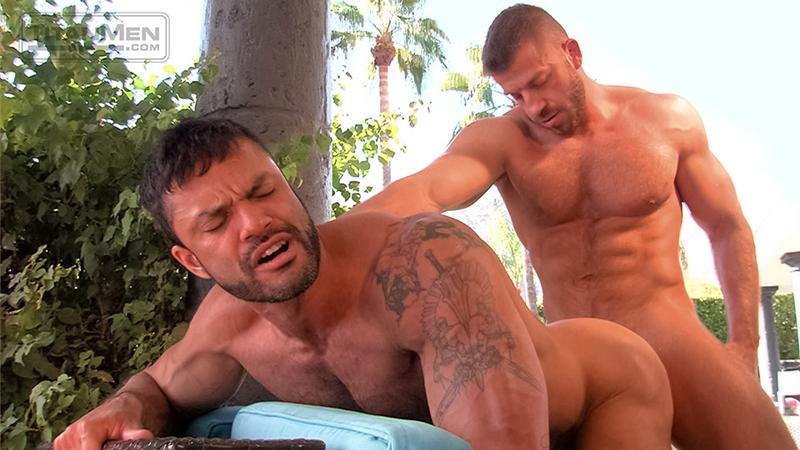 titan men  Hunter Marx and Rogan Richards