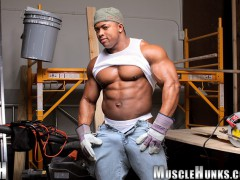 Ron Hamilton Muscle Bodybuilder at Muscle Hunks