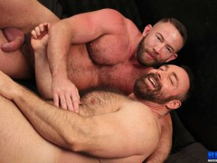 Brad Kalvo and Shay Michaels