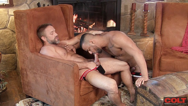 colt studios  Dirk Caber and Tony Orion
