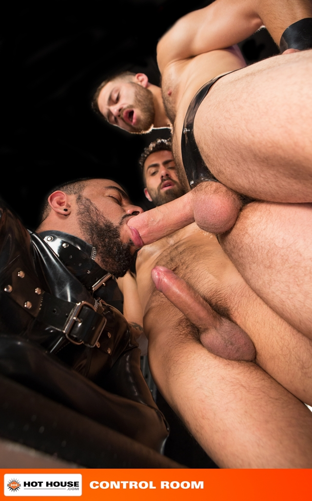 hothouse  Adam Ramzi, Tommy Defendi and Tony Orion