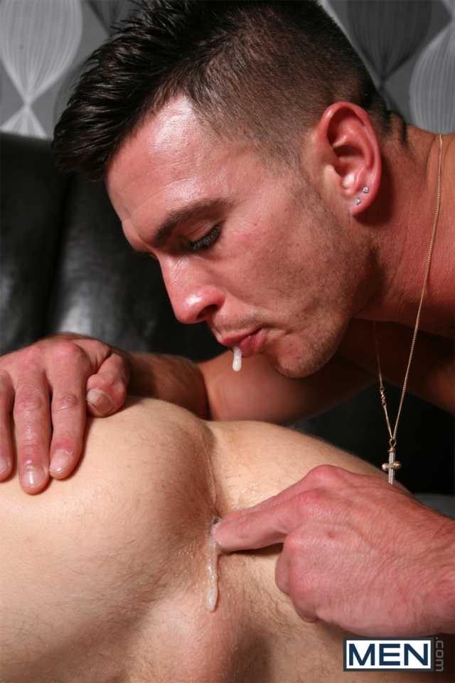 men  Paddy OBrian and Kayden Grey